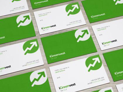 iGreenvest - marka stworzona przez Pictorial