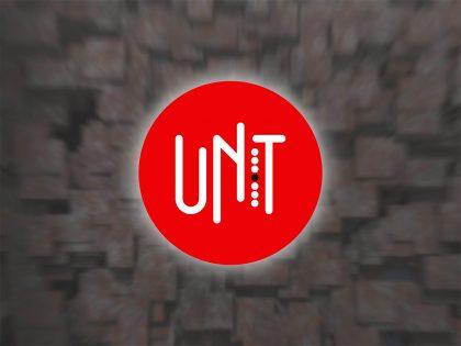 Projekt logo marki UNIT
