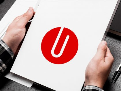 Projekt sygnetu marki UNIT