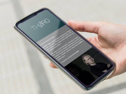 Thoro - witryna internetowa zrealizowana przez Pictorial